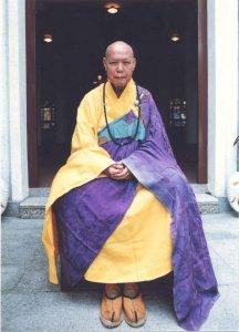 Master Sheng yi